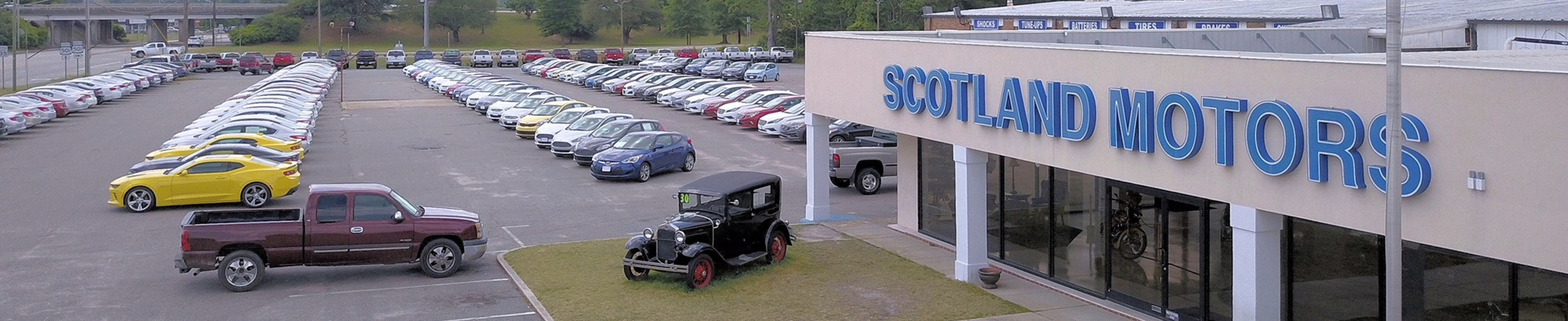 Scotland Motors Inc, Go Look At The Rest Come Buy The Best!